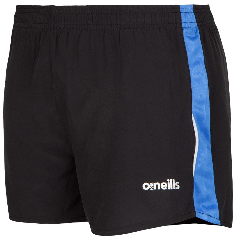 Women's Esme Athletic Shorts Black / Blue