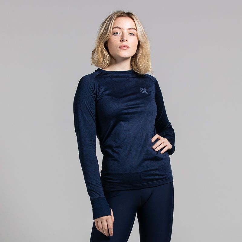 Women's Esme Brushed Sweatshirt Marine
