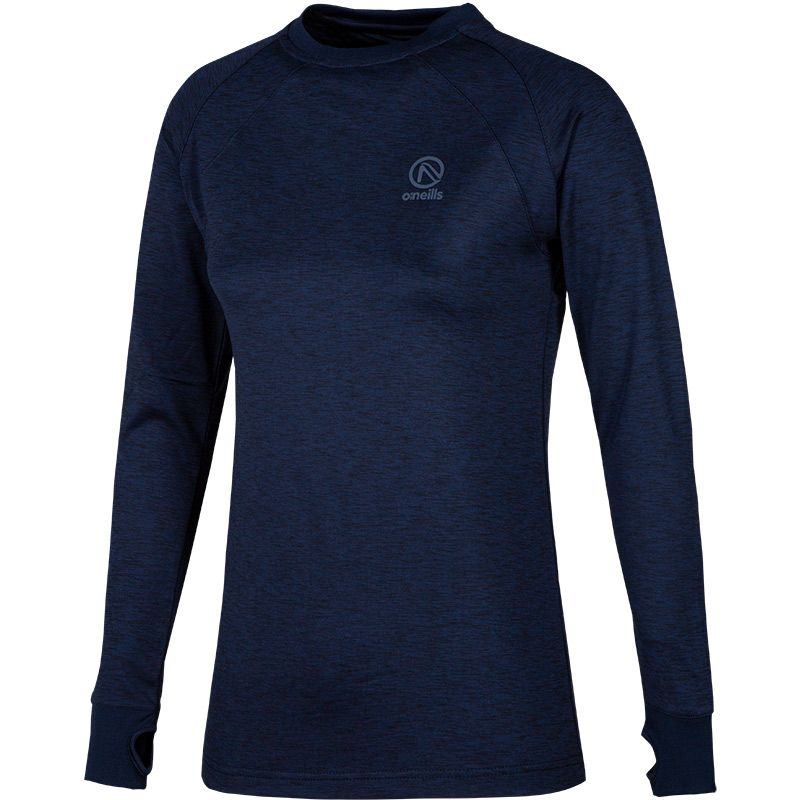 Kids' Esme Brushed Sweatshirt Marine
