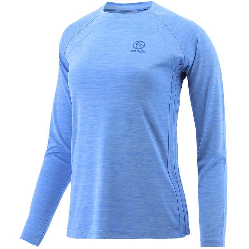 Women's Esme Long Sleeve T-Shirt Blue