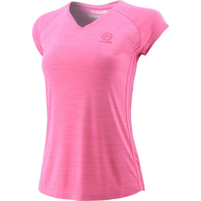 Women's Esme T-Shirt Azalea Pink