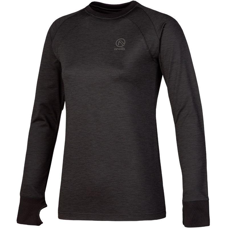 Women's Esme Brushed Sweatshirt Black