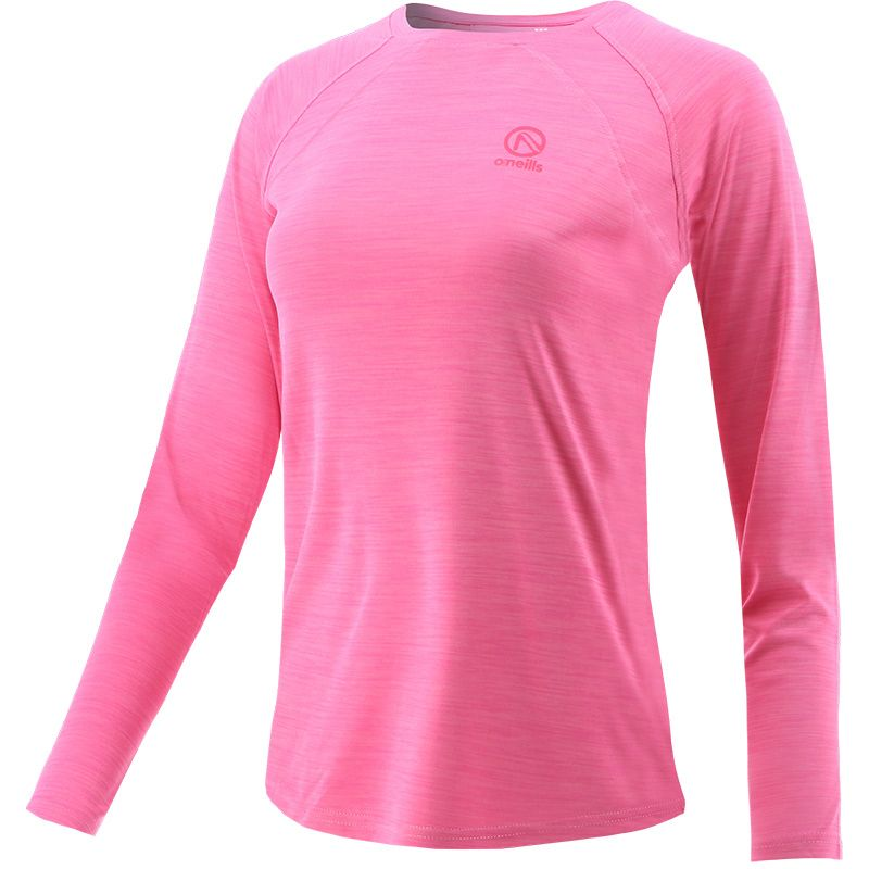 Kids' Esme Long Sleeve T-Shirt Pink