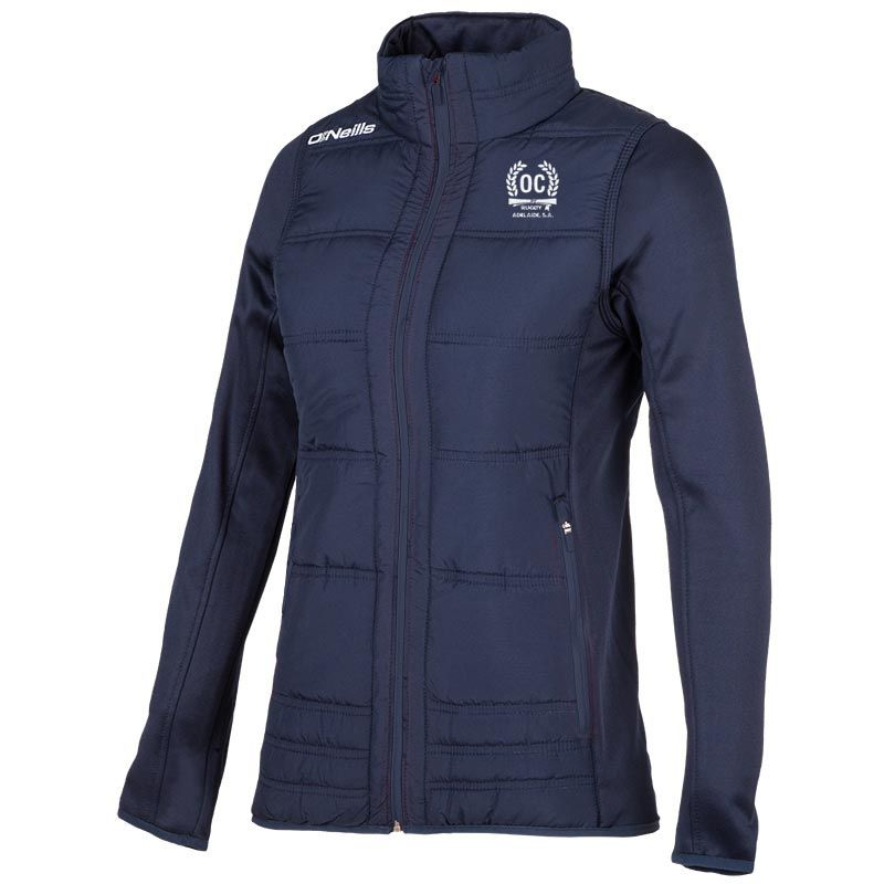 Old Collegians Rugby Club Evie Padded Jacket
