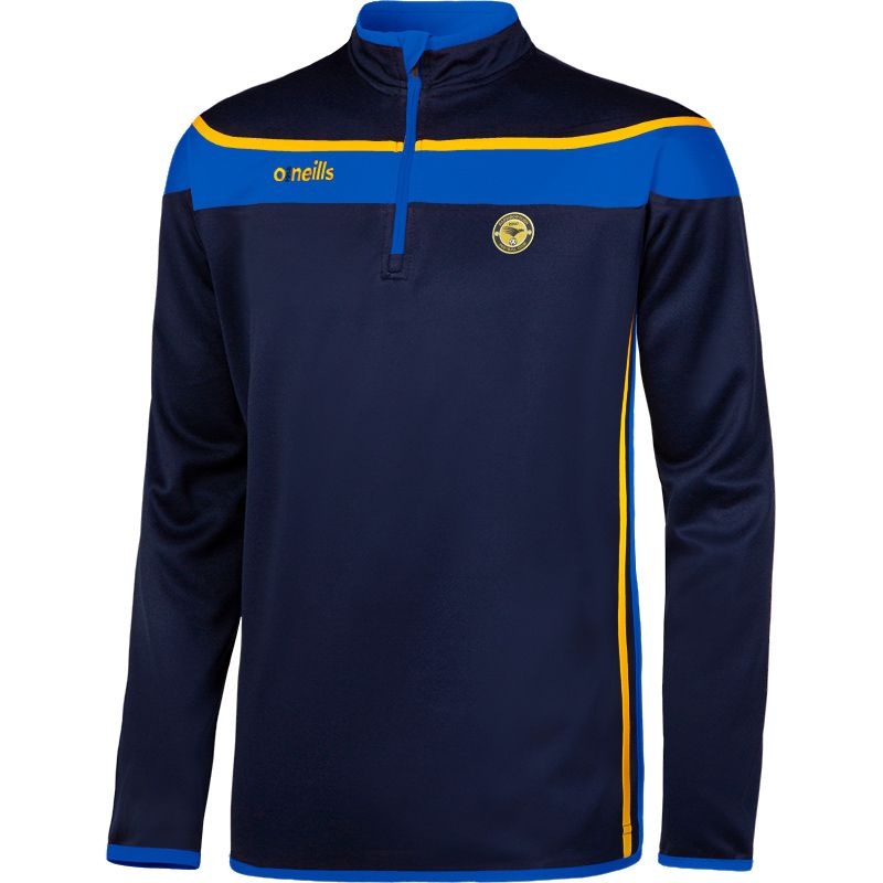 Farnborough Football Club Auckland Squad Half Zip