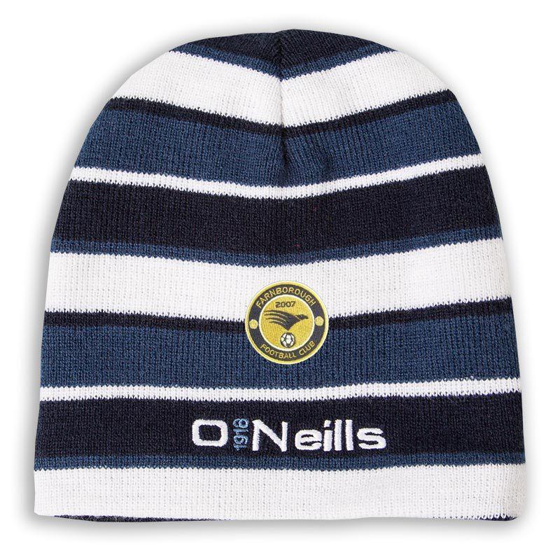Farnborough Football Club Beacon Beanie Hat