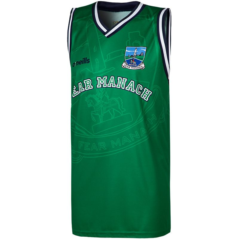Fermanagh GAA Basketball Vest