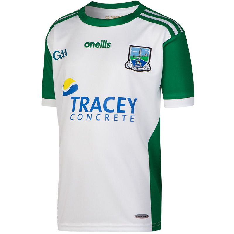 Fermanagh GAA Kids' Away Jersey