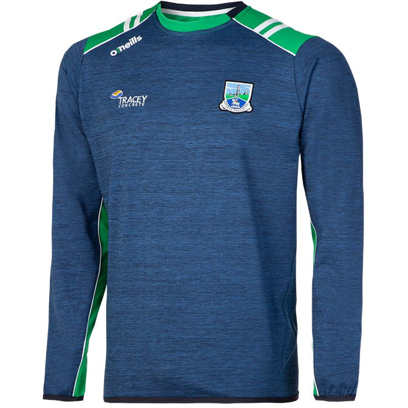 Fermanagh GAA Mens' Manor Sweatshirt Marine / Green / White