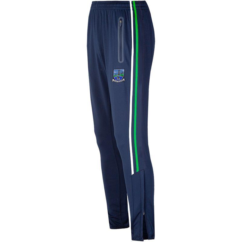 Fermanagh GAA Men's Nevis Brushed Skinny Pants Marine / Green / White