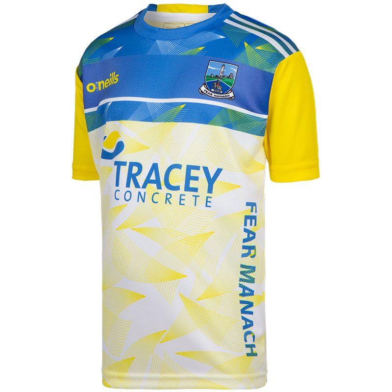 Fermanagh GAA Boys' Granada Short Sleeve Training Top