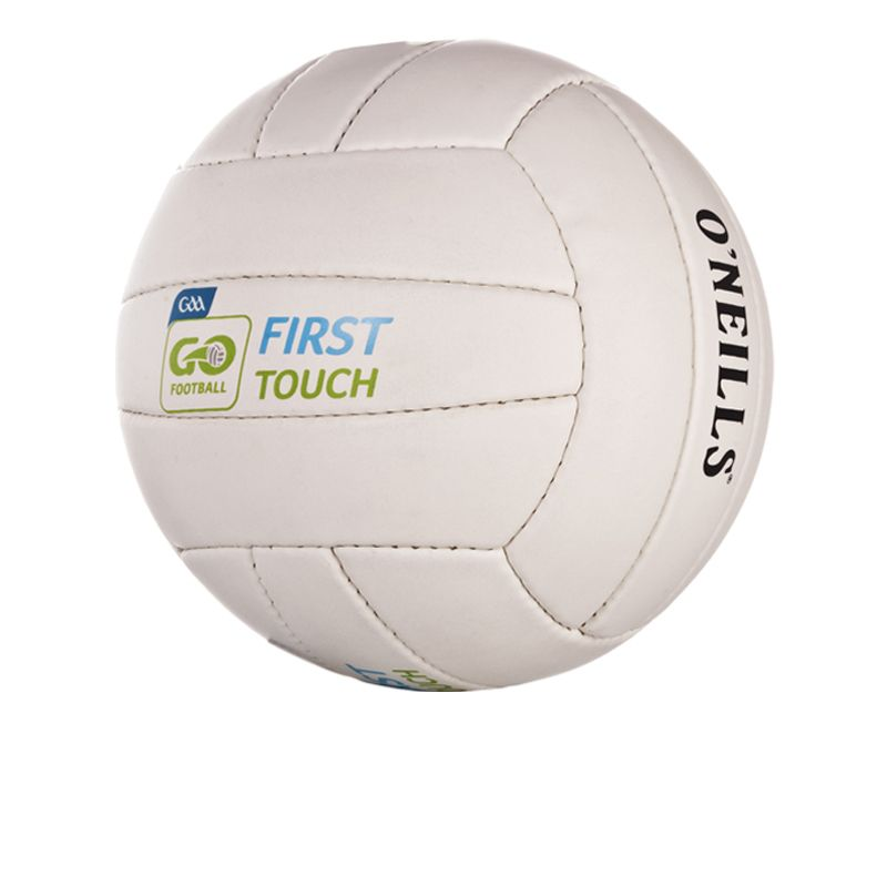First Touch Football White
