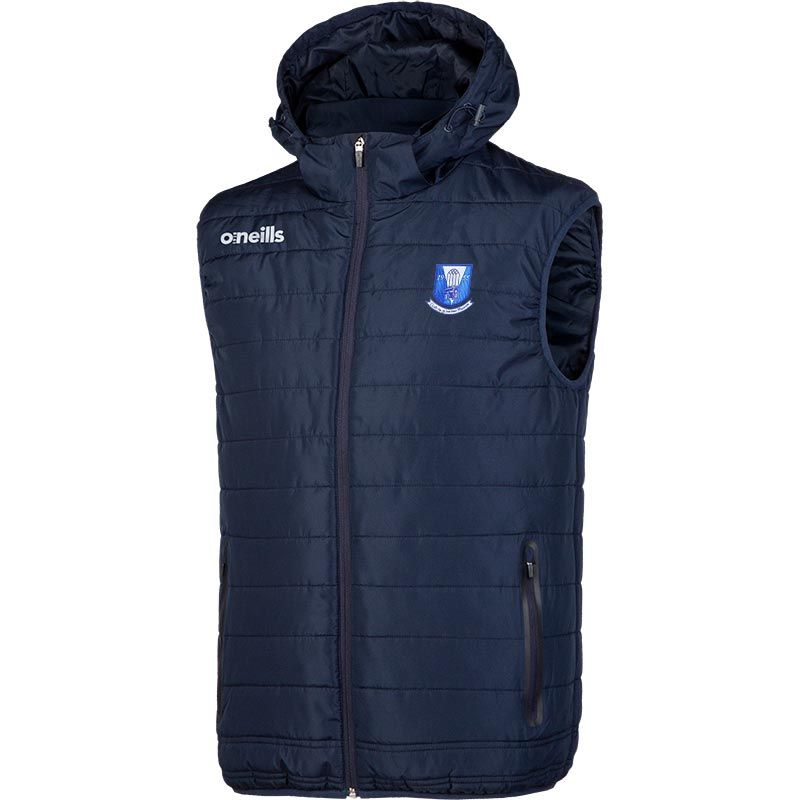 Four Masters GAA Coventry Kids' Solar Hooded Gilet