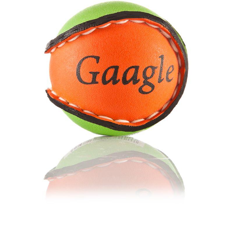 Gaagle Hurling Ball (Orange/Lime)