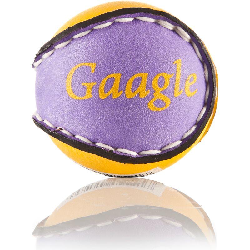 Gaagle Hurling Ball (Purple/Yellow)