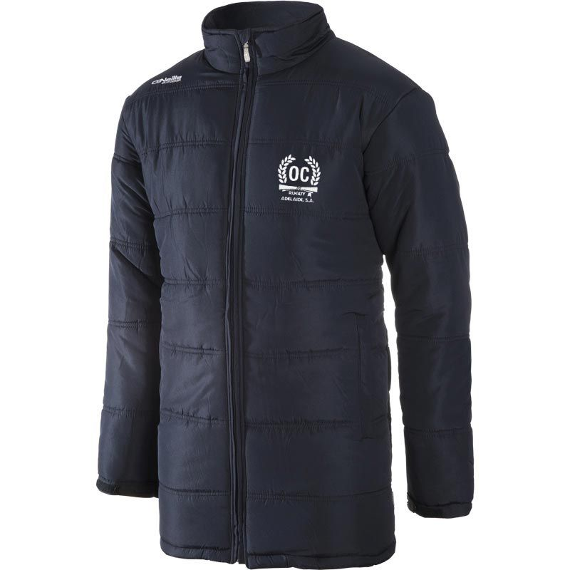 Old Collegians Rugby Club Galaxy Managers Jacket (Adults)