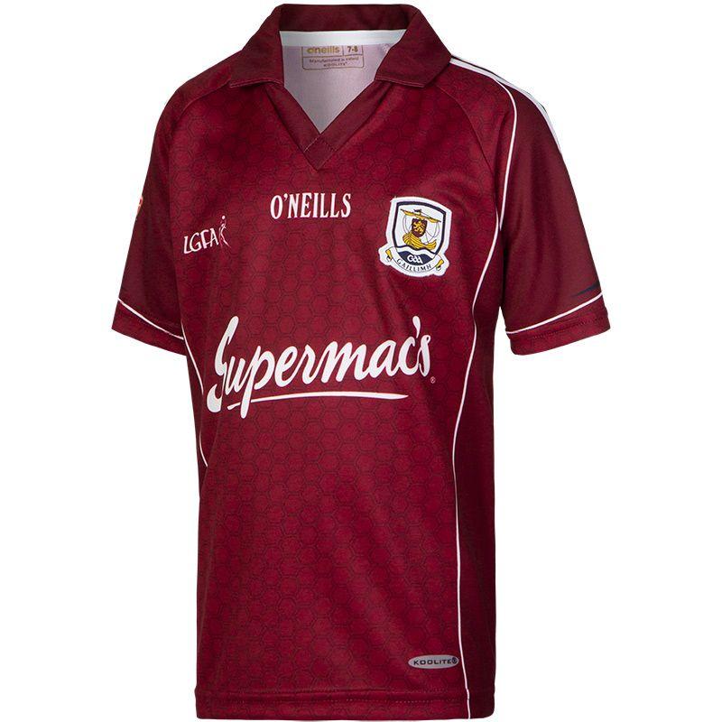 Galway LGFA Kids' Away Jersey