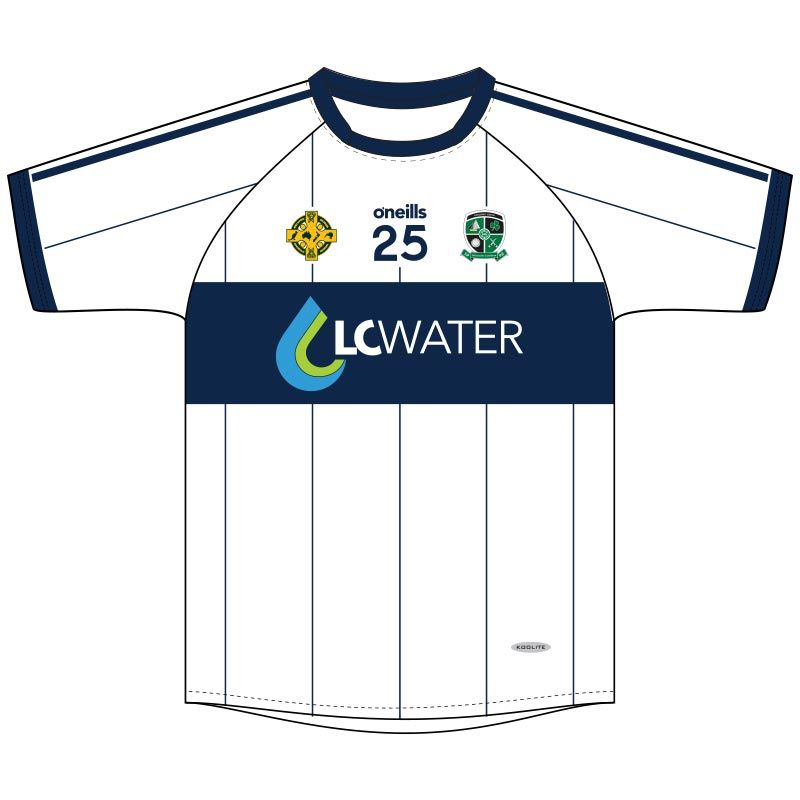 Geelong Gaels GAA Kids' Jersey (LC Water)