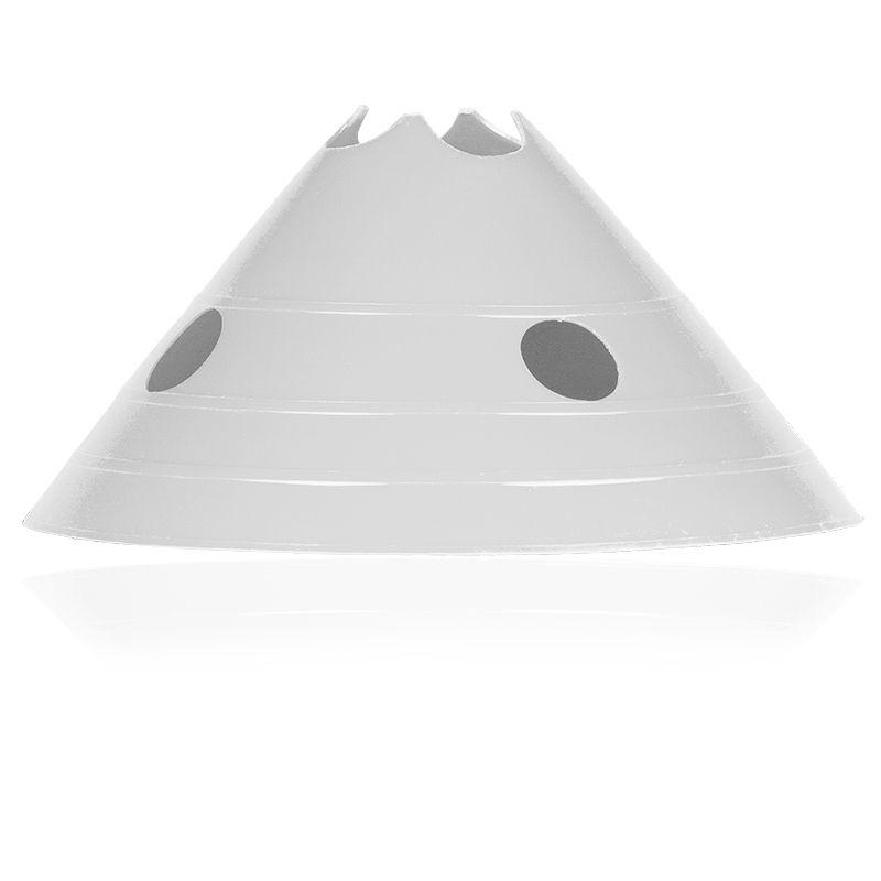 Giant Saucer Cone Set (White)