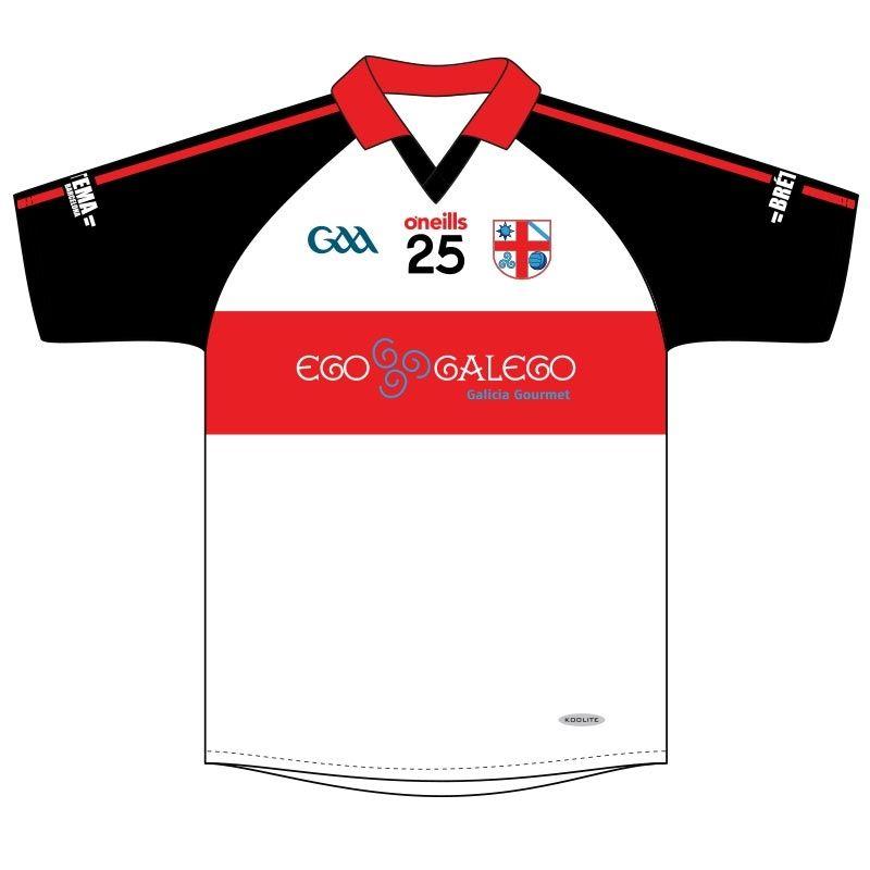 Gaelicos Do Gran Sol GAA Kids' Goalkeeper Jersey