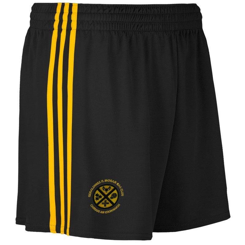 Geraldine P Moran Mourne Shorts (Black/Amber)