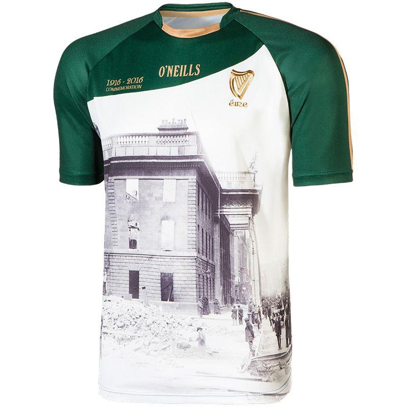 1916 GPO Commemoration Jersey Cream / Green
