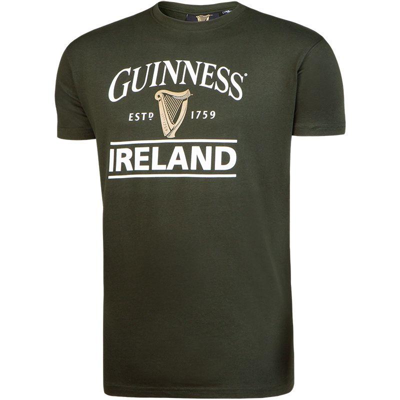Guinness (Harp) T-Shirt (Bottle)