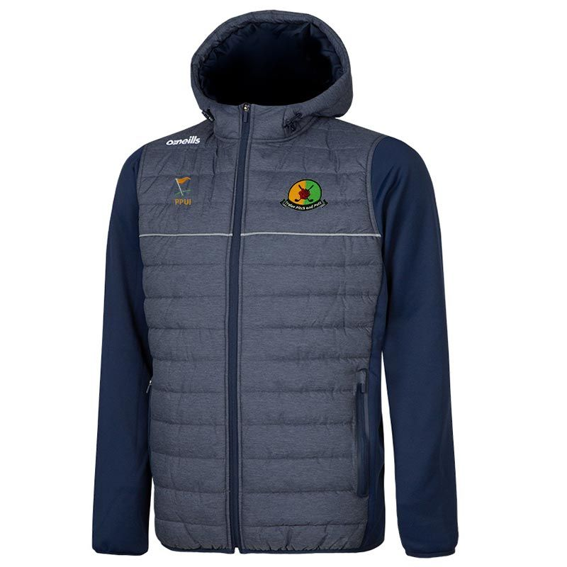 Tralee Pitch and Putt Harrison Lightweight Padded Jacket