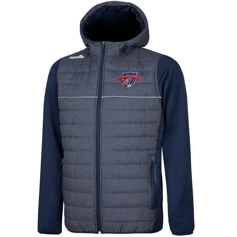 Chicago Patriots Kids' Harrison Lightweight Padded Jacket
