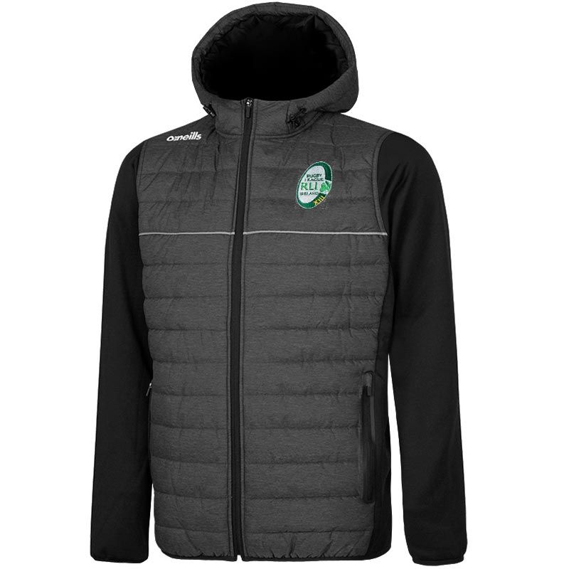 Rugby League Ireland Kids' Harrison Lightweight Padded Jacket