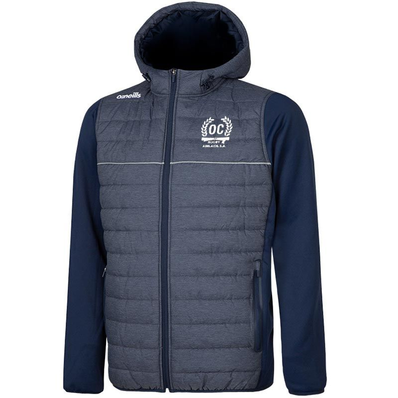 Old Collegians Rugby Club Harrison Lightweight Padded Jacket