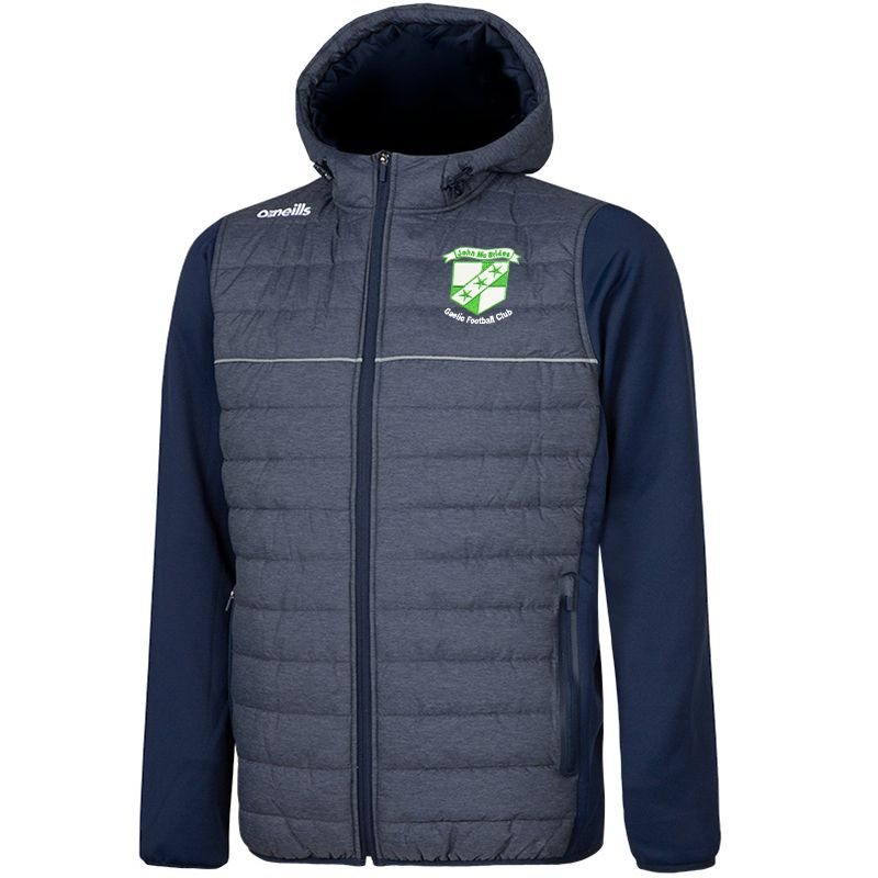 John McBrides Chicago Harrison Lightweight Padded Jacket