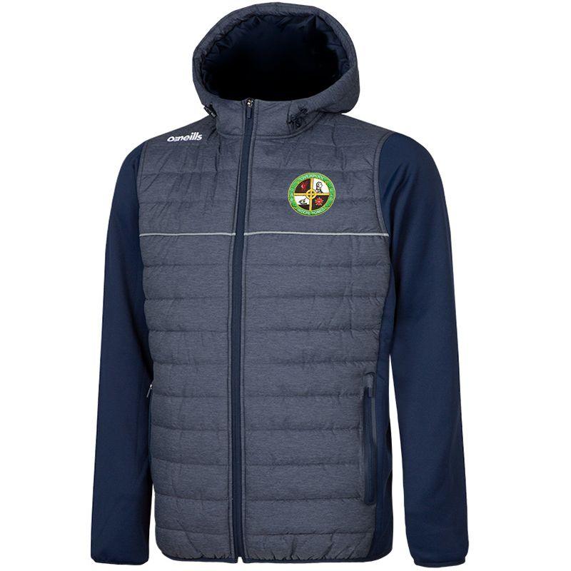 Liverpool Wolfe Tones GFC Harrison Lightweight Padded Jacket
