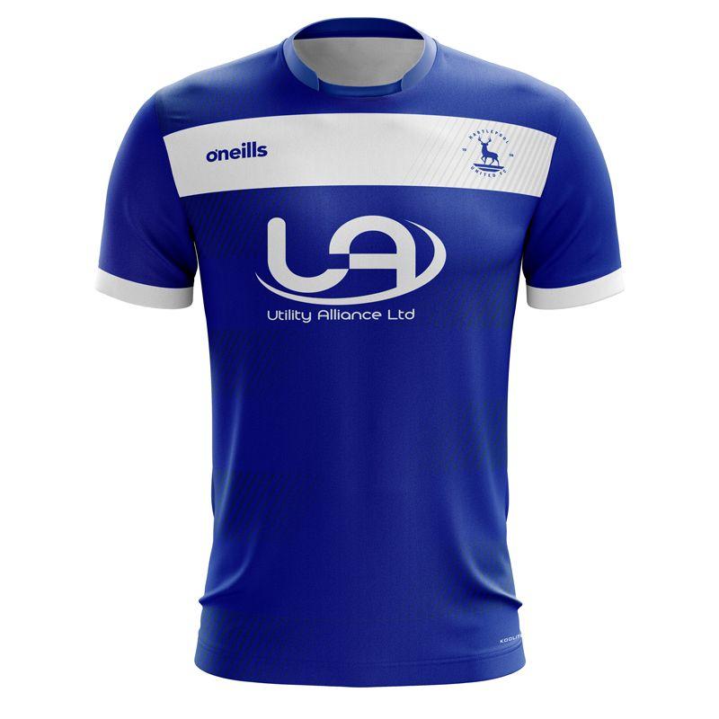 Hartlepool United F.C Kids' Soccer Jersey (Home)