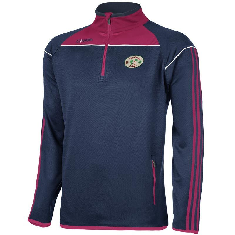 Hazelwood College Aston Half Zip Top (Kids)