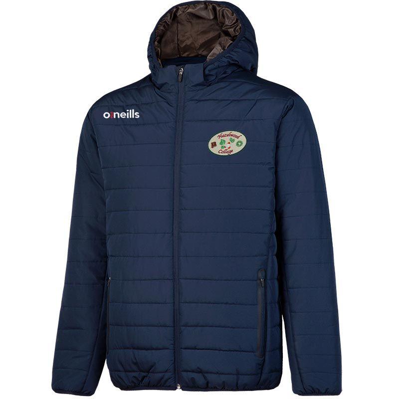 Hazelwood College Solar Hooded Padded Jacket