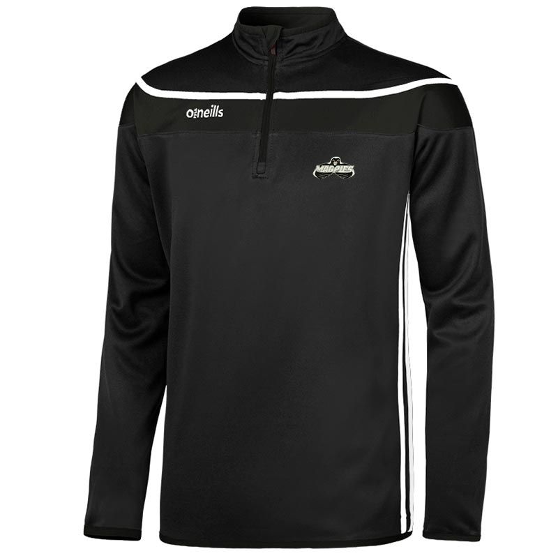 Hawkes Bay Rugby Union Auckland Squad Half Zip Kids