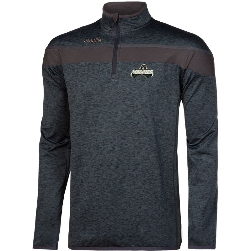 Hawkes Bay Rugby Union Auckland Half Zip Brushed Top