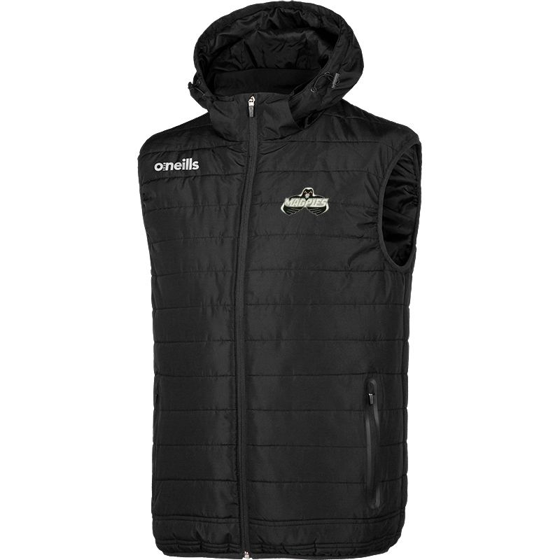 Hawkes Bay Rugby Union Solar Hooded Gilet