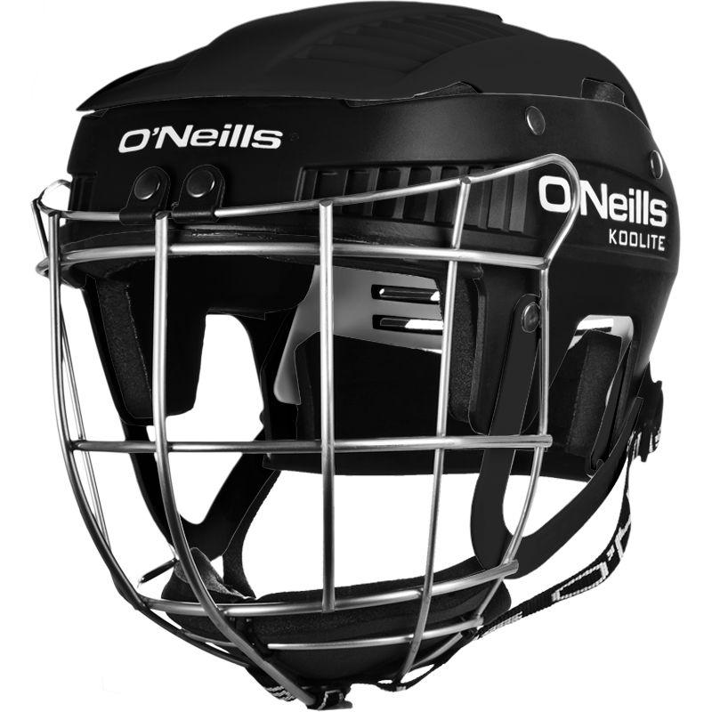 Koolite Hurling Helmet Black