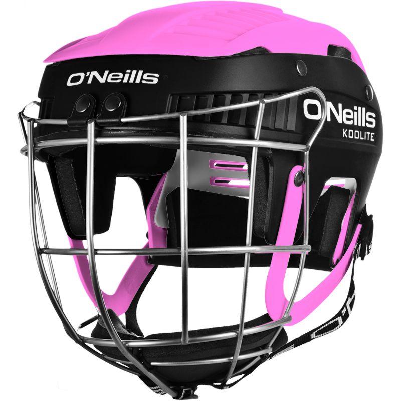 Koolite Hurling Helmet Black / Pink