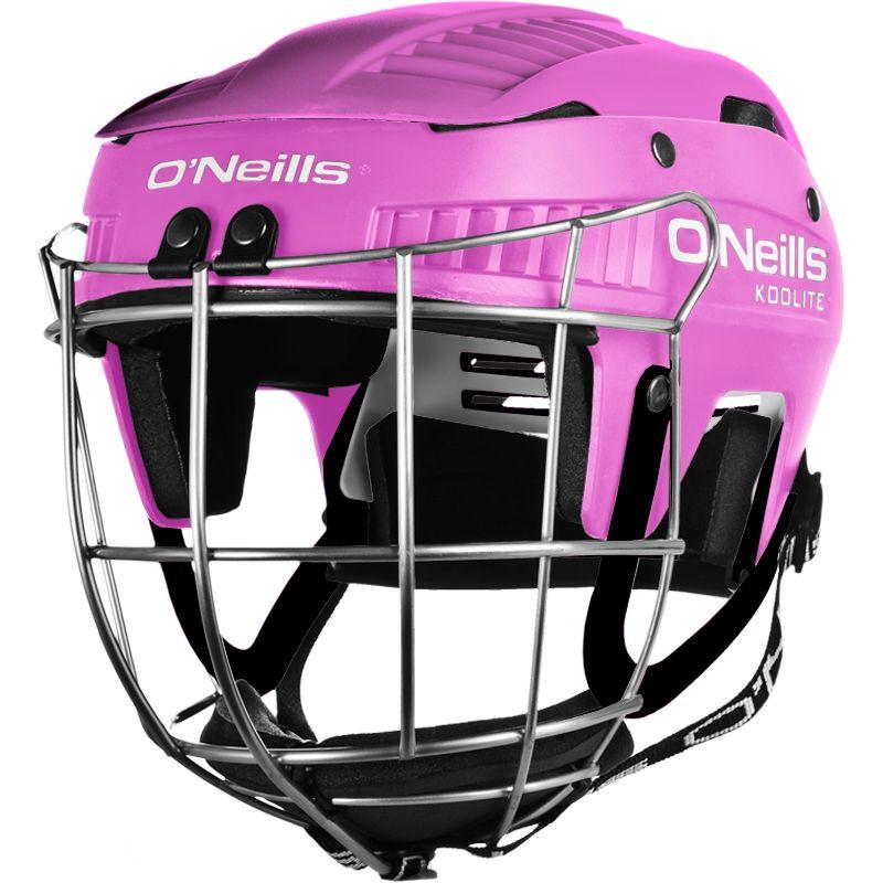 Koolite Hurling Helmet Pink / Black