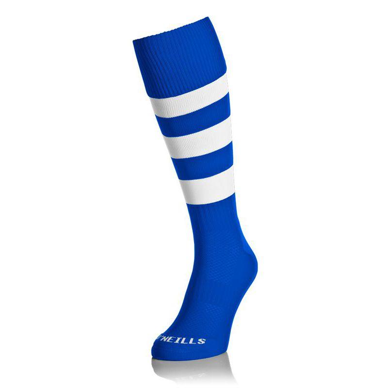 Kids' Premium Socks Hoops Royal / White