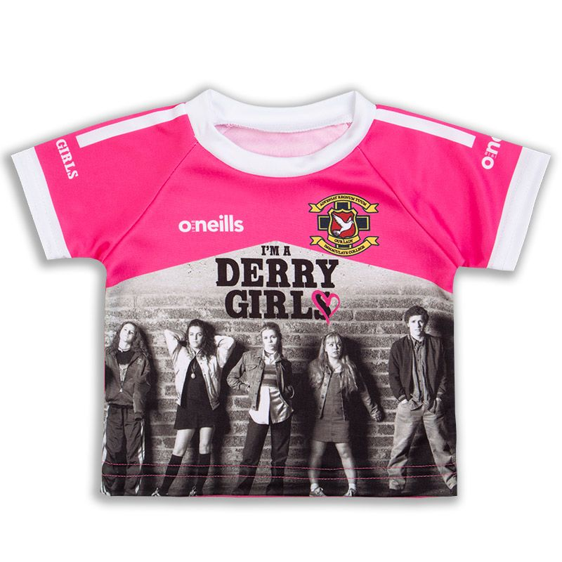 'I'm a Derry Girl' Baby Derry Girls Jersey