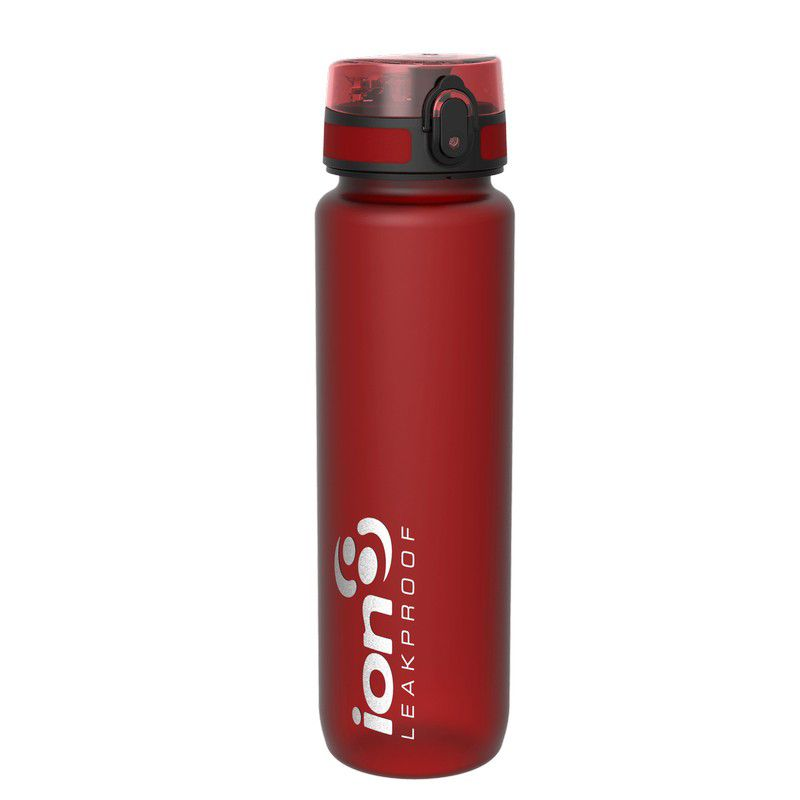 Ion8 Quench Water Bottle 1L Chilli Red