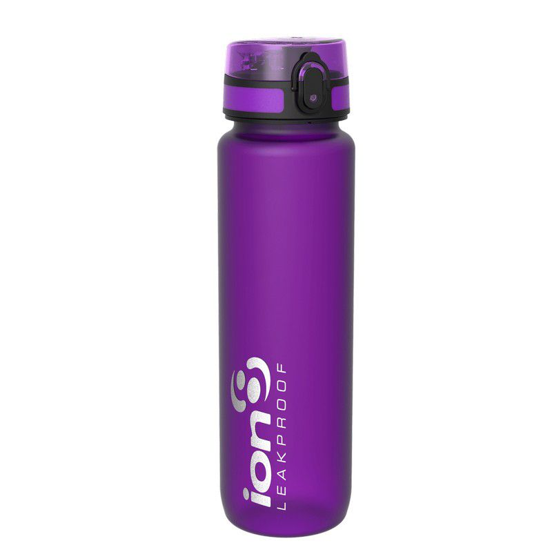 Ion8 Quench Water Bottle 1L Purple
