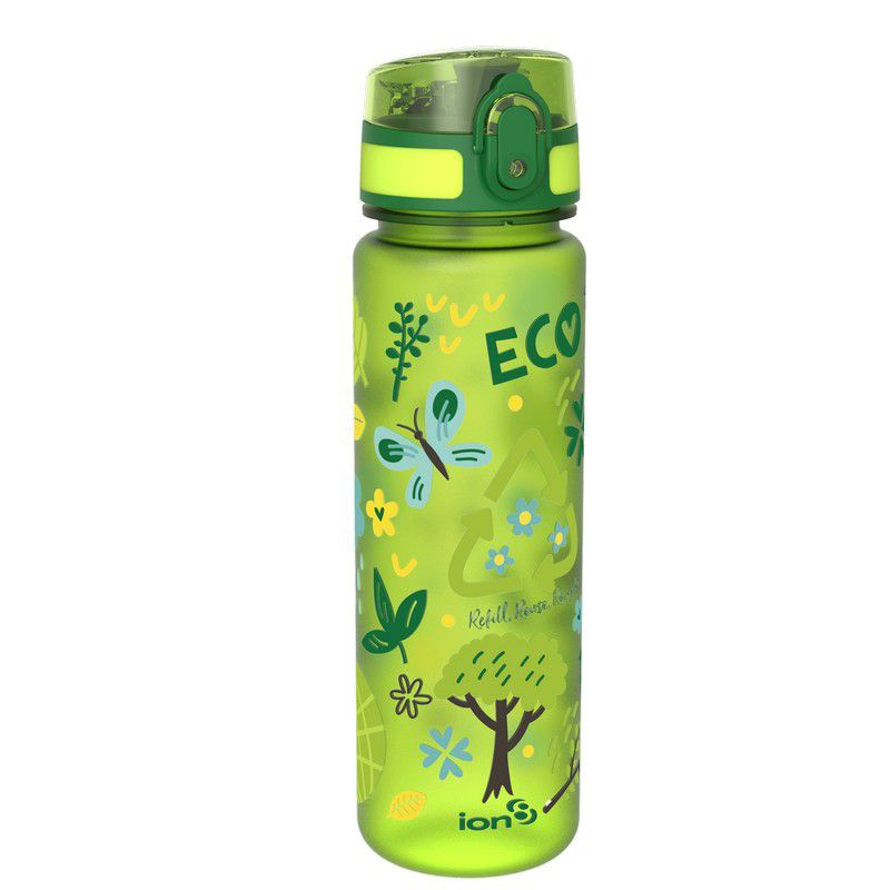 Ion8 Slim Water Bottle 500ml Eco