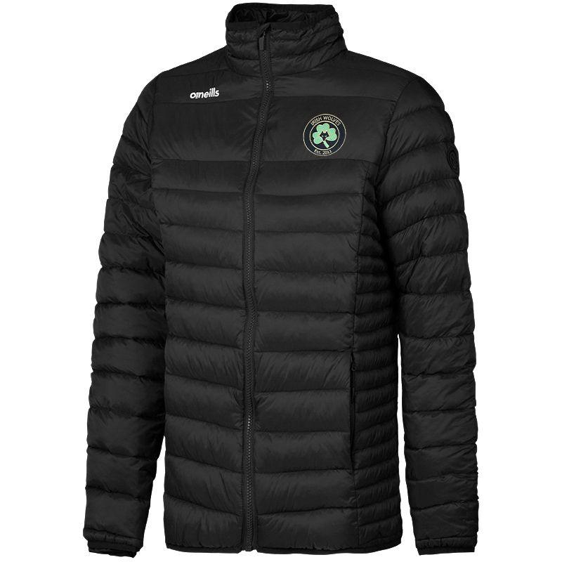 Irish Wolves Supporters Club Leona Women's Padded Jacket