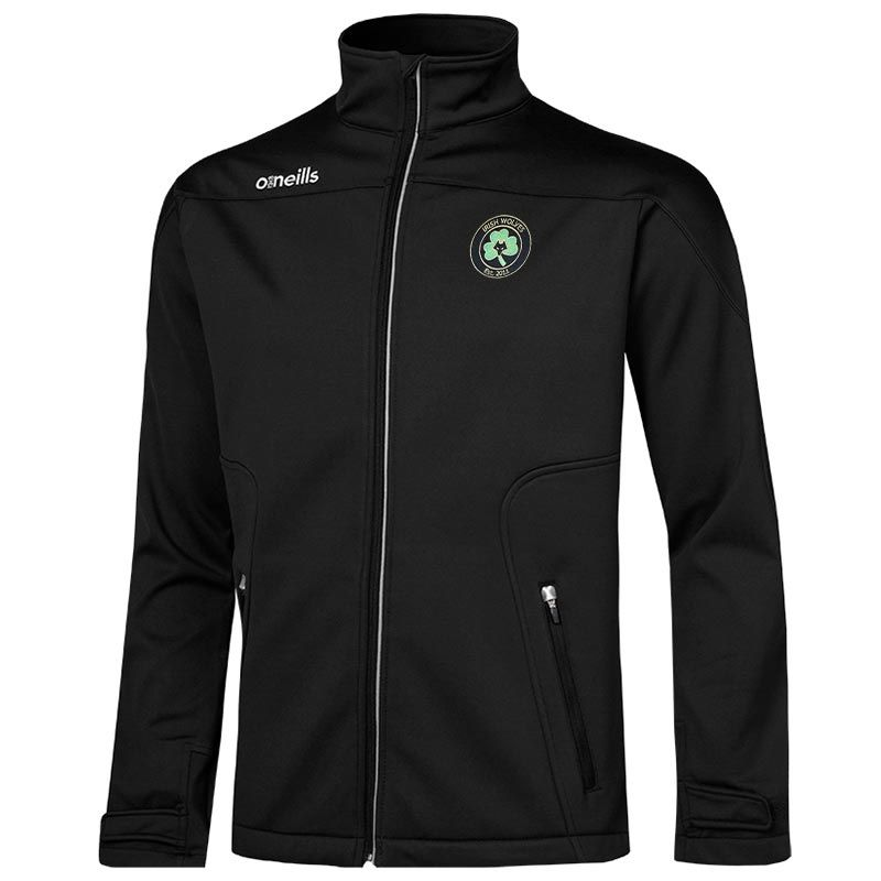 Irish Wolves Supporters Club Decade Soft Shell Jacket