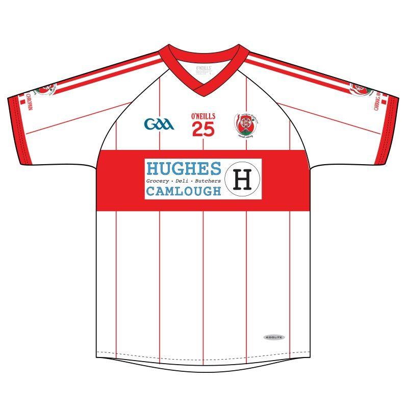 Carrickcruppen GFC Jersey (Hughes)